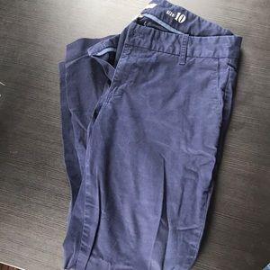 Frankie j crew trousers